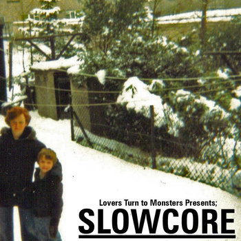 SLOWCORE cover art