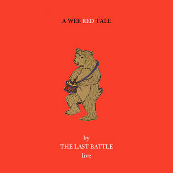 'A Wee Red Tale' Live E.P - Free Download cover art
