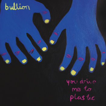 You Drive Me To Plastic (Non-LP) cover art