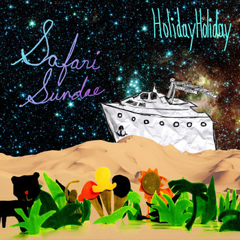 Safari Sundae cover art
