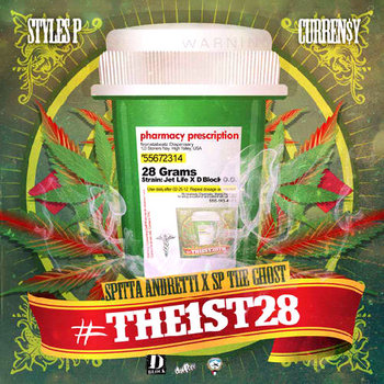 #The1st28 cover art
