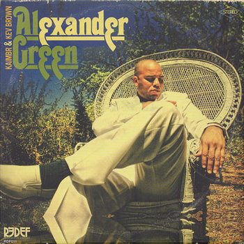 The Alexander Green Project {clean version} cover art