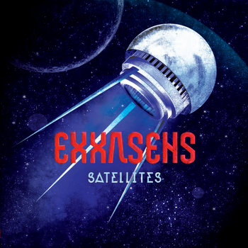 SATELLITES cover art