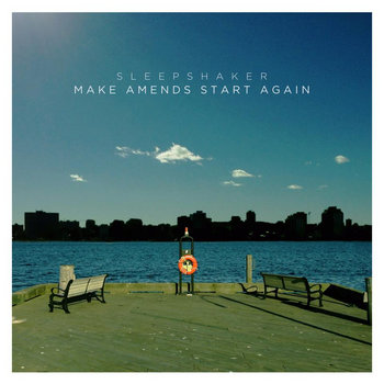Make Amends, Start Again cover art