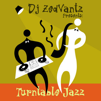 Turntable Jazz cover art