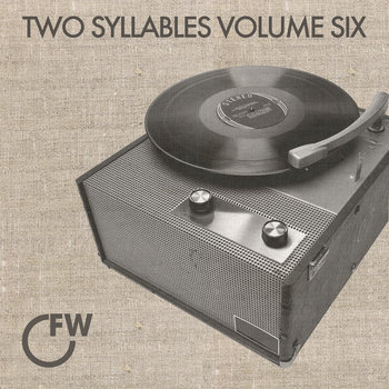 Two Syllables Volume Six cover art