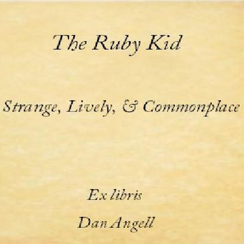 Strange, Lively, & Commonplace cover art