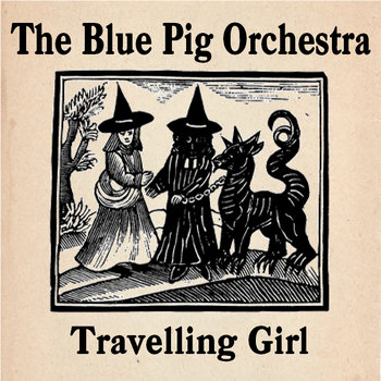 Travelling Girl cover art