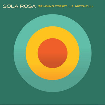 Spinning Top feat. L.A. Mitchell cover art
