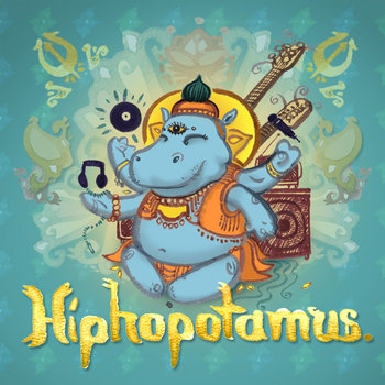 HipHopotamus cover art