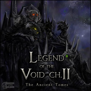 Legend of the Void 2 : The Ancient Tomes Soundtrack cover art