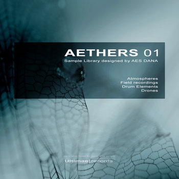 AETHERS 01 | Sample Library - USB Key cover art