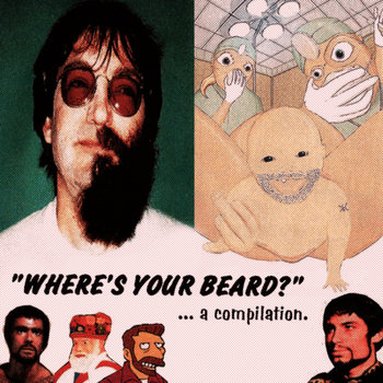 Where's Your Beard? cover art