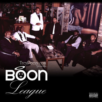 TreyPeezy.com Presents BOON LEAGUE cover art