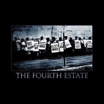 The Fourth Estate EP cover art