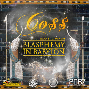 Blasphemy In Babylon (prod. by DJ Mentos) cover art