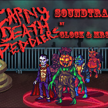 Carny Death Peddlers Soundtrack cover art