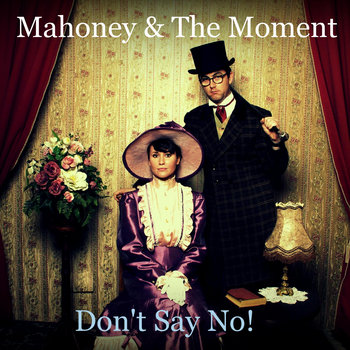 Don't Say No! cover art