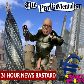 24 Hour News Bastard cover art