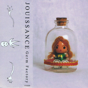 JOUISSANCE - Germ Factory cassette cover art
