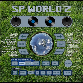 SP World 2 cover art