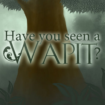 Wapits book reading at Gladstone City Hall cover art