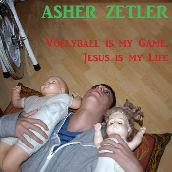 Vollyball Is My Game, Jesus Is My Life cover art