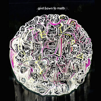 god bows to math cover art