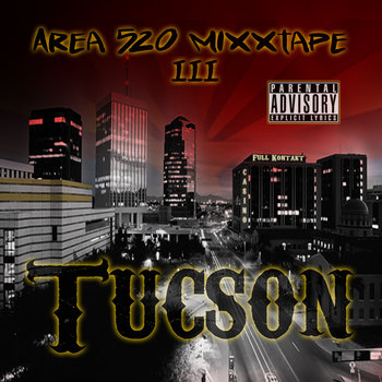 AREA 520 MIXXTAPE III [2012] cover art