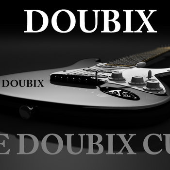 The Doubix Cube cover art