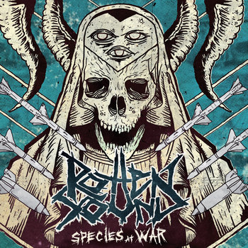 Species At War cover art