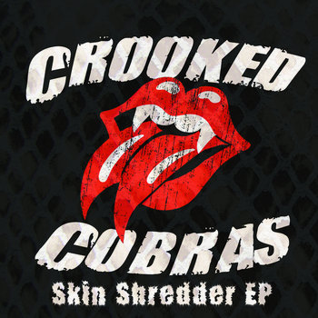 Skin Shredder EP cover art