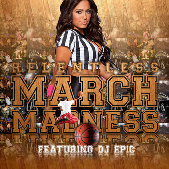 March Madness cover art