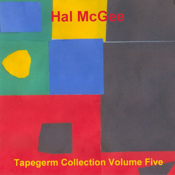 Tapegerm Collection Vol. 5 cover art
