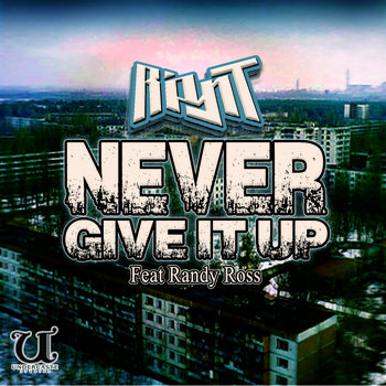 Never Give It Up ft Randy Ross cover art