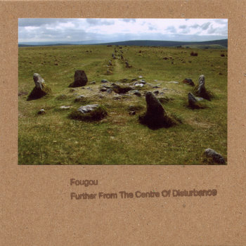 Further From The Centre Of Disturbance cover art