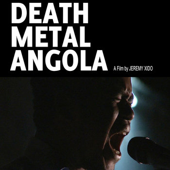 Death Metal Angola cover art