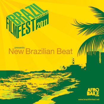 New Brazilian Beat cover art