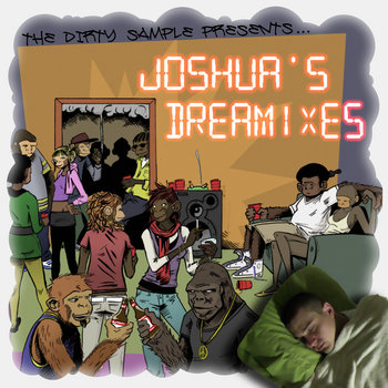 Joshua's Dreamixes cover art