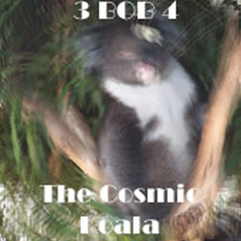 3Bob4 The Cosmic Koala cover art