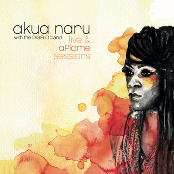 Live & Aflame Sessions cover art