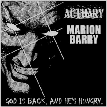 God is Back, and He's Hungry cover art