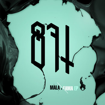 Mala Fama EP cover art