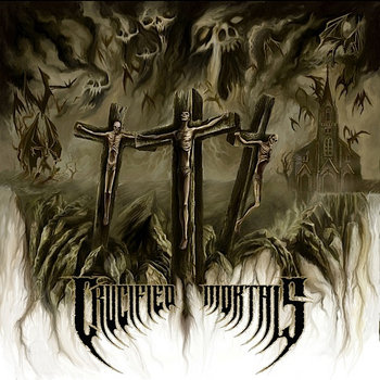 Crucified Mortals cover art