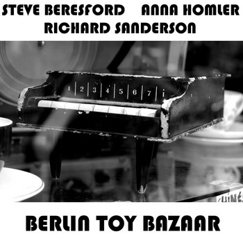 Berlin Toy Bazaar cover art
