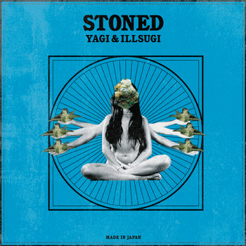 -STONED BEAT TAPE- cover art