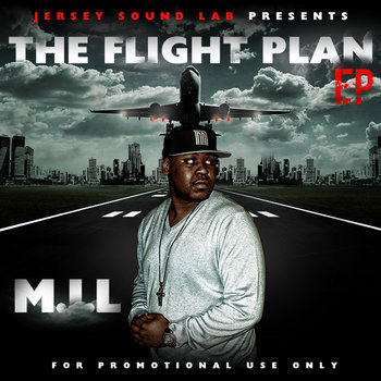 The Flight Plan EP cover art
