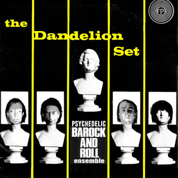 Dandelion Set EP 1 cover art