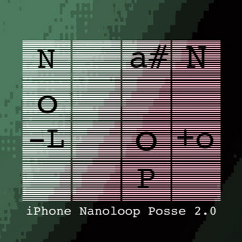 iPhone Nanoloop Posse Vol. 2 cover art