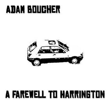 A Farewell To Harrington cover art